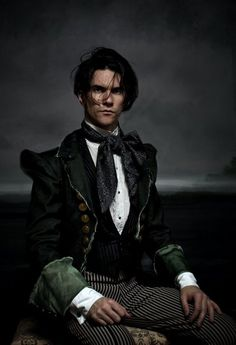 (steampunk men's fashion) Like very much!!!