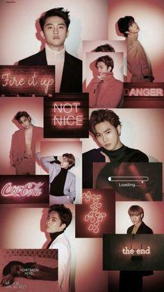 17 SEXIS wallpapers with the cutest guys Kpop Exo, Suho Exo, Exo Kai, Exo Ot12, Park Chanyeol, Exo Lucky One, Exo Music, K Pop, Exo Group