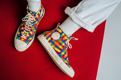 EffortlesslyFly.com - Kicks x Clothes x Photos x FLY Sh*t: Converse Chuck Taylor All Star Color Weave Collect...