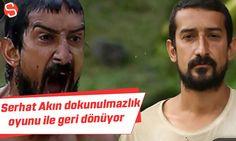 Serhat Akın, Dokunulmazlık oyunu ile dönüyor! #serhatakın #survivor