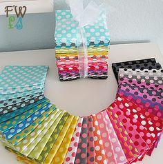 Love the new Riley Blake Ombre fabrics    Fabric Obsession ... : polka dot quilt fabric - Adamdwight.com