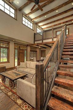 Like the beams and rebar for the stair railing. Also like the beams on the ceiling.