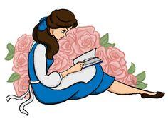 belle reading | Tumblr