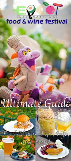 Ultimate Guide to Epcot's Food & Wine Festival at Walt Disney World!