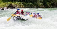 Wildwasser Wochenende in Lenggries Raum München in Bayern #Wassersport #Abenteuer #Geschenk