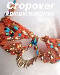 "4ce28b620b Ginger Wire Bras on Instagram  ""Pick colours Choose shape Ship   gingerwirebras"""