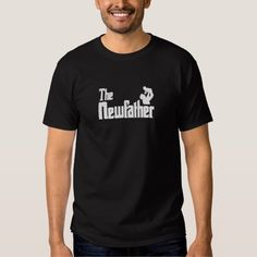 The New Father Parody Funny New Dad T-Shirt