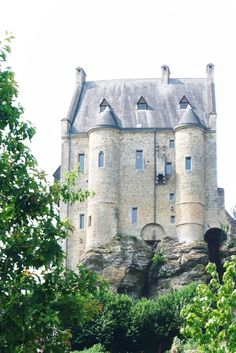 Here's your guide to the very best castles in Luxembourg. From the magical to the medieval, there are plenty to visit, and even more to see! European Destination, European Travel, Amazing Destinations, Travel Destinations, Travel Around The World, Around The Worlds, Parque Natural, Europe Travel Tips, Where To Go