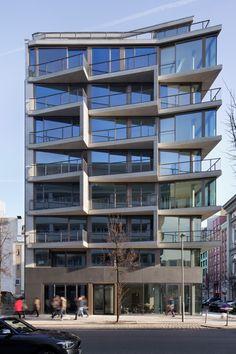 Departamentos Charlotte / Michels Architekturbüro