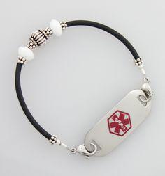 Blanca Medical ID Bracelet