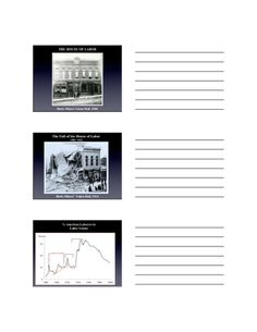 The Fall of the House of Labor: Labor and Labor Unions from (Content Presentation) Labor Union, Gilded Age, American History, Presentation, Content, Fall, House, Autumn, Us History
