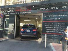 Premium car wash montecarlo