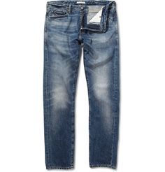 My new pair of jeans. Levi's Made and Crafted.