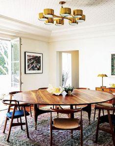 Nice 75 Beautiful Mid Century Dining Room Decor Ideas https://crowdecor.com/75-beautiful-mid-century-dining-room-decor-ideas/