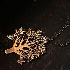 Image of Collier arbre de vie