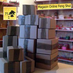 O zi obisnuita la FengShui4Life! Comenzile la FengShui4Life sunt in crestere, reusind sa atingem un prag destul de mare, doar datorita produselor si serviciilor oferite. Suntem foarte bucurosi ca eforturile noastre sunt apreciate. Va multumim pentru increderea acordata!