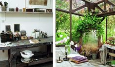 design attractor: French House with Magical Atmosphere