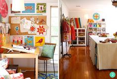Awesome Craft room decor