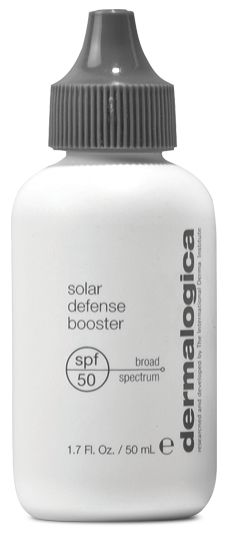dermalogica solar defense booster customizable spf defense Add critical UVA and UVB defense to your moisturizer or foundation with this Broad Spectrum sunscreen for all skin conditions. Antioxidant vitamins C and E improve skin smoothness and s Moisturiser, Dermalogica Uk, Facial Cleansers, Tinted Moisturizer, Oily Skin, Sensitive Skin, Beauty Kit, Beauty Products, Make Up