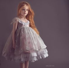 FabTutus | Products | Anna Triant Couture | Silver Sparkle
