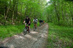 The Great Allegheny Passage (GAP) rail-trail offers 150 miles of hiking and #biking between Cumberland, Md., and Homestead, Pa., near Pittsburgh. In Cumberland, the GAP joins the Canal Towpath, creating a continuous trail experience, 335 miles long, to Washington, D.C.