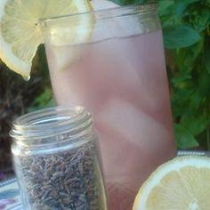 Lavender Lemonade - Allrecipes.com