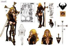 Drakengard 3 - Five