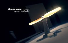 DRONE RACE TROPHY! This Sunday, Prague.