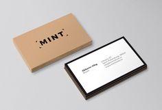 Mint by Mikel Romero, via Behance