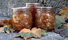 Cinnamon Vanilla Pear Jam- sounds delicious...I will have to try