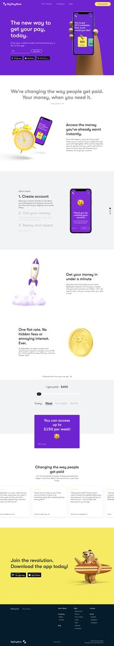 MyPayNow landing page design inspiration - Lapa Ninja Web Design, Landing Page Design, Original Music, Cool Designs, Design Inspiration, Ninja, Money, Lp, Illustration