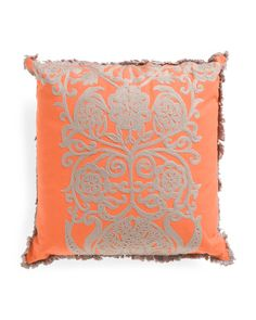 Decorative Pillows At Tj Maxx : 1000+ images about Pretty Pillows on Pinterest Burlap pillows, Ruffle pillow and Pillows