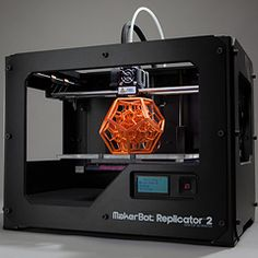 MakerBot and Autodesk to Bring 3D Printing to Everyone
