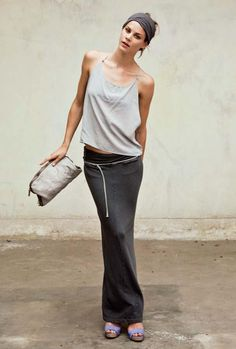 Love this outfit. Want to be skinny enough to wear it asap.