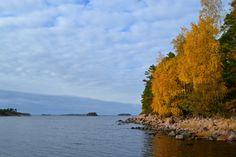 Lokakuu -14 / October  Via Tuulta ja Tyrskyjä