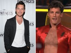 Tristan MacManus - Dancing With The Stars - I love his accent