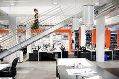 Rice+Lipka Architects — BURO HAPPOLD OFFICES