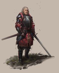 Knight?! by Fetsch