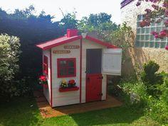 Sweet little playhouse -  Casita infantilGUILLE