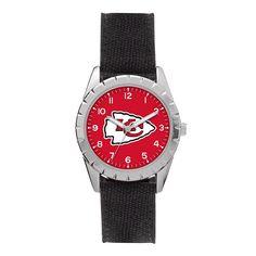 Kids' Sparo Kansas City Chiefs Nickel Watch, Men's, multicolor
