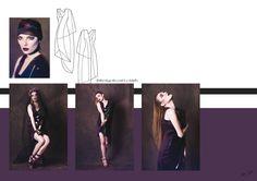 Translucent B Specifications 2 #alotlikeamy #designportfolio #fashiondesign #cad #illustration