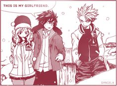 What the cover of Chapter 463 actually want to tell us!  #ft#fairytail#fairy…