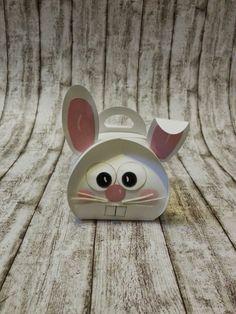Curvy Keepsake box, bunny.
