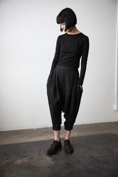 Linen Trousers   Ovate