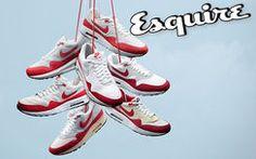 ナイキが1秒に25足のペースでスニーカーを売っていた!「ESQUIRE US」