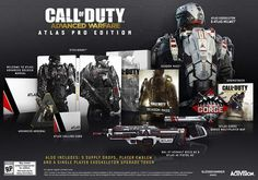 Searching for Call of Duty Advanced Warfare Atlas Pro Edition but sold out? Why not try our FREE Call of Duty Advanced Warfare Atlas Pro Edition In Stock Tracker. Arsenal, Xbox One, Call Of Duty Aw, Advanced Warfare, Latest Video Games, Kevin Spacey, Xbox 360 Games, Single Player, Nintendo 3ds