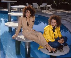 """Guitarist Wendy Melvoin and keyboardist Lisa Cholodenko were both 19 when they started working with Prince's band the Revolution — and they were essential to landmark songs such as """"Raspberry Beret,"""" """"When Doves Cry,"""" """"Mountains,"""" """"Pop Life,"""" """"Let's Go Crazy,"""" """"I Would Die 4 U,"""" and """"Purple Rain."""" In<i> </i>""""Kiss,"""" you can hear Prince say, """"Look out, Wendy's grooving.""""<i></i>The two were a couple, and Prince put a spotlight on their relationship.""""We had a photo shoot for the 'Purple Rain'…"""