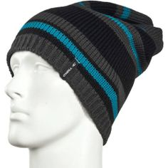 New with Tags O'Neill Sugarbush Beanie Black Out