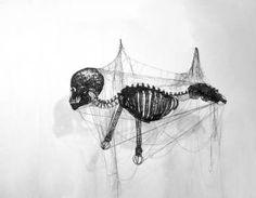 """Saatchi Art Artist Yong-won SONG; Sculpture, """"Quadruped gait#1(SOLD)"""" #art"""