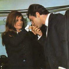 Dali et Luigi Tenco 1967